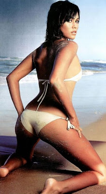 Lisa Jenkins String Bikini
