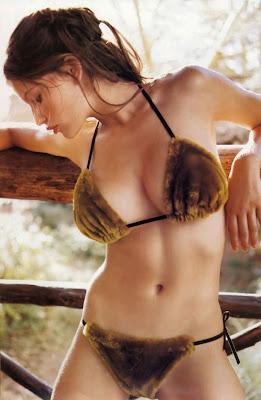 Laetitia Casta Skimpy Bikini