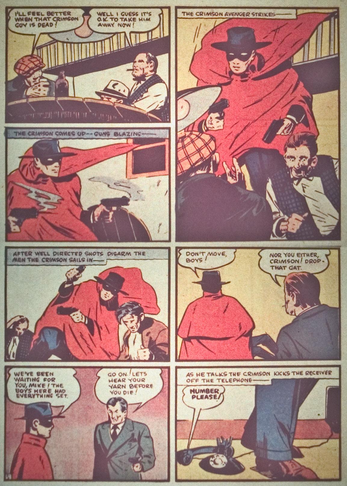 Read online Detective Comics (1937) comic -  Issue #27 - 33