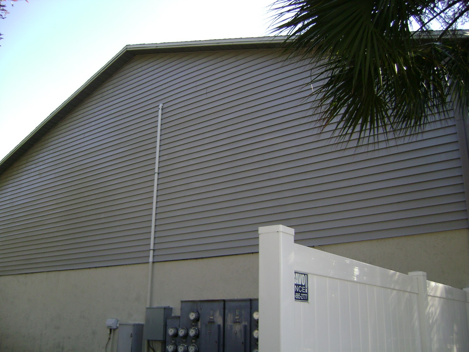 Roof Cleaning Amp Pressure Washing Pinellas Florida
