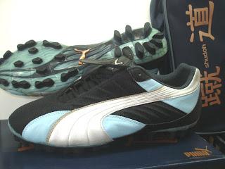 e8eea8e475a1 PUMA CELLERATOR SHUDOH GCI FG FOOTBALL SOCCER SHOES RARE