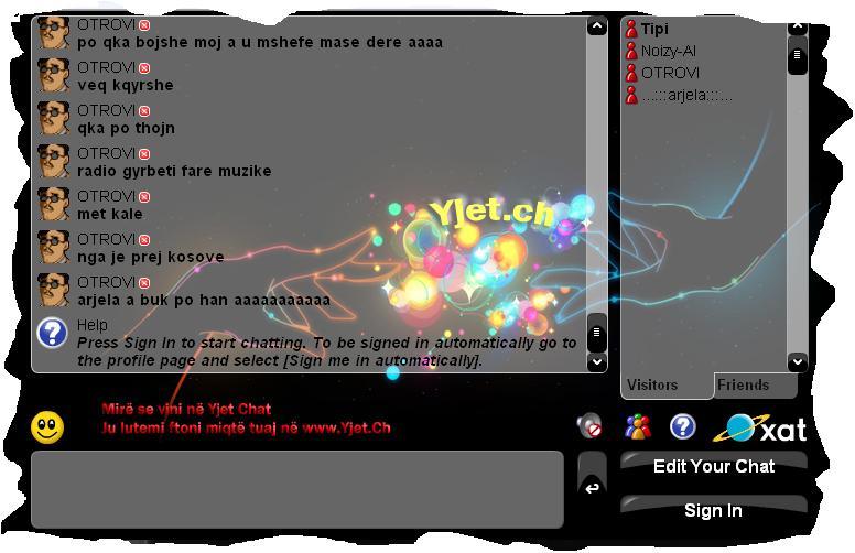 Kosova chat