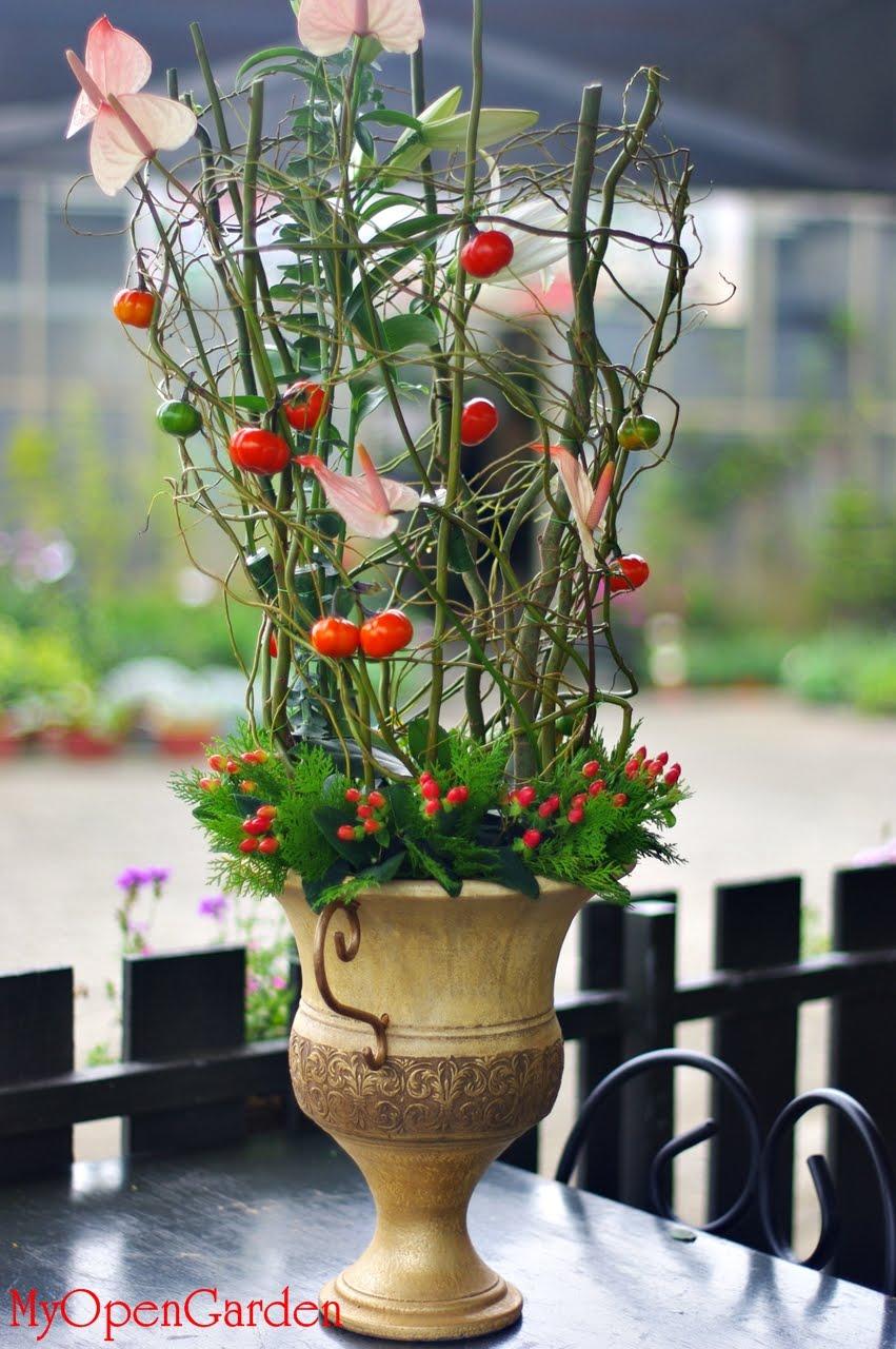 Open Garden: 荷蘭花藝設計師專業證照班作品