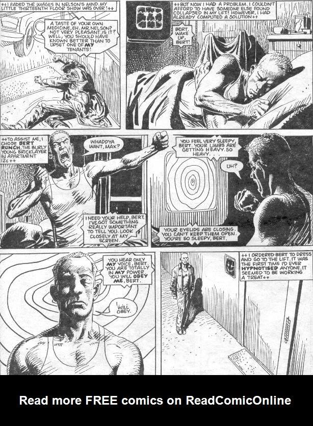 Read online The Thirteenth Floor (2007) comic -  Issue # Full - 35