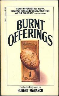 Resultado de imagem para Burnt Offerings Robert Marasco
