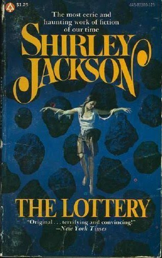 Too Much Horror Fiction Shirley Jackson The Paperback Covers
