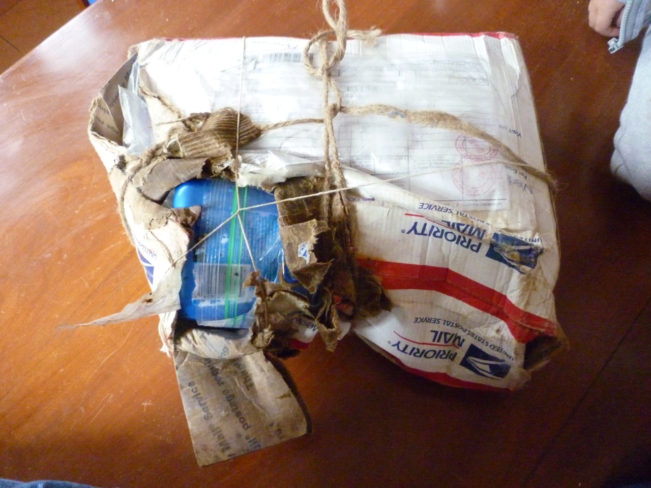 A beat up package is just like a blemish on your resume