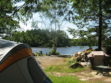 CAMPING AT LAKE DECEPTION