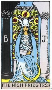 The High Priestess Tarot Card Meanings