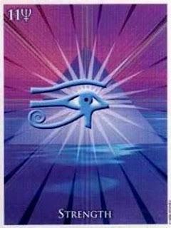 Tarot Notes: STRENGTH - Astrological Associations