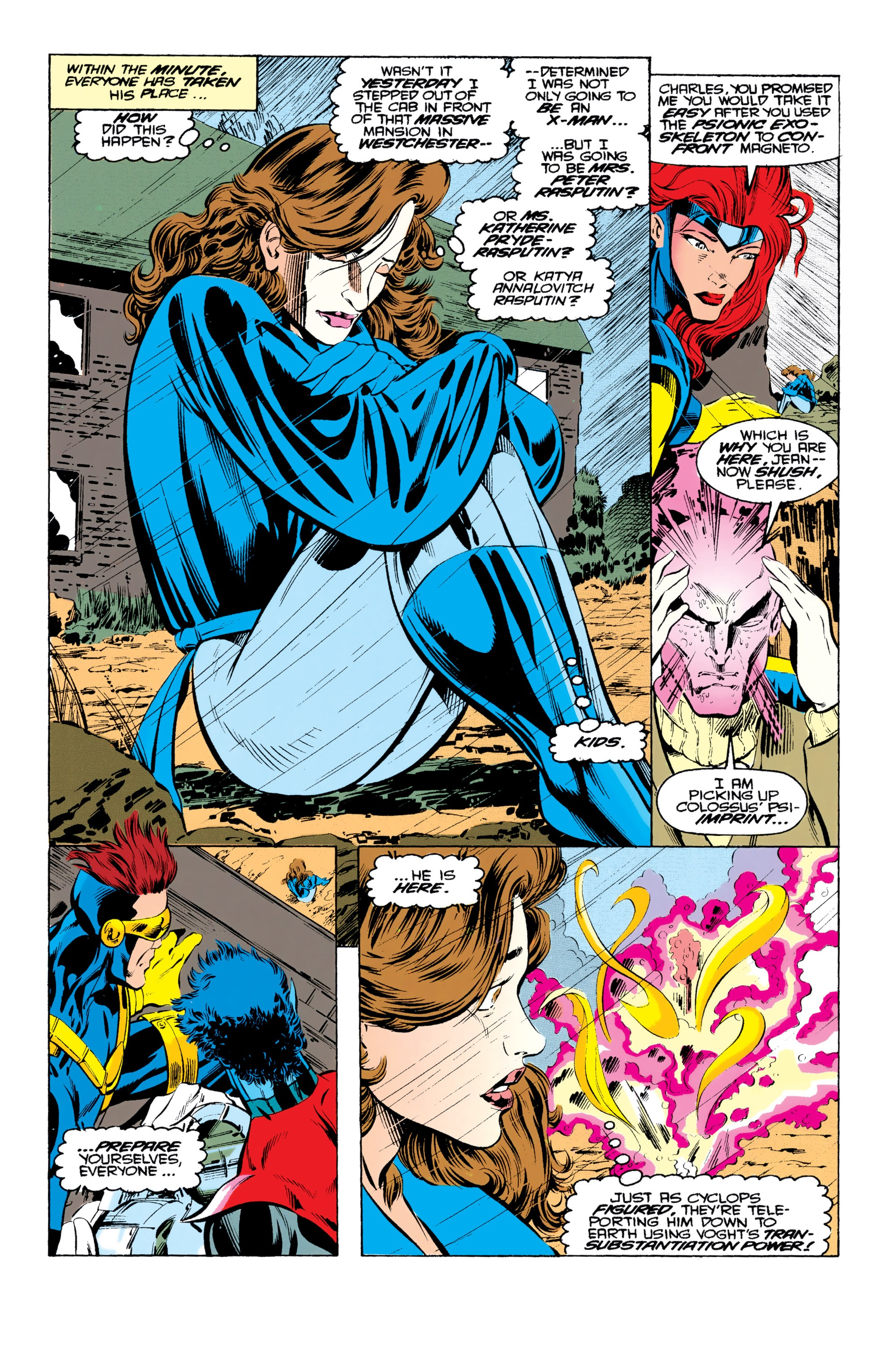 X-Men Milestones: Fatal Attractions issue TPB_(Part_5) - Page 1