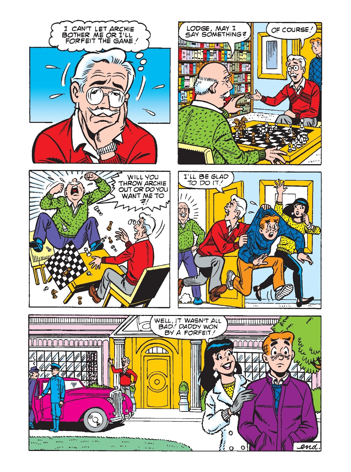 Archie 1000 Page Comics Digest issue TPB_(Part_8) - Page 1