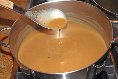The Grub Files Cooking With Camissonia Turkey Gravy