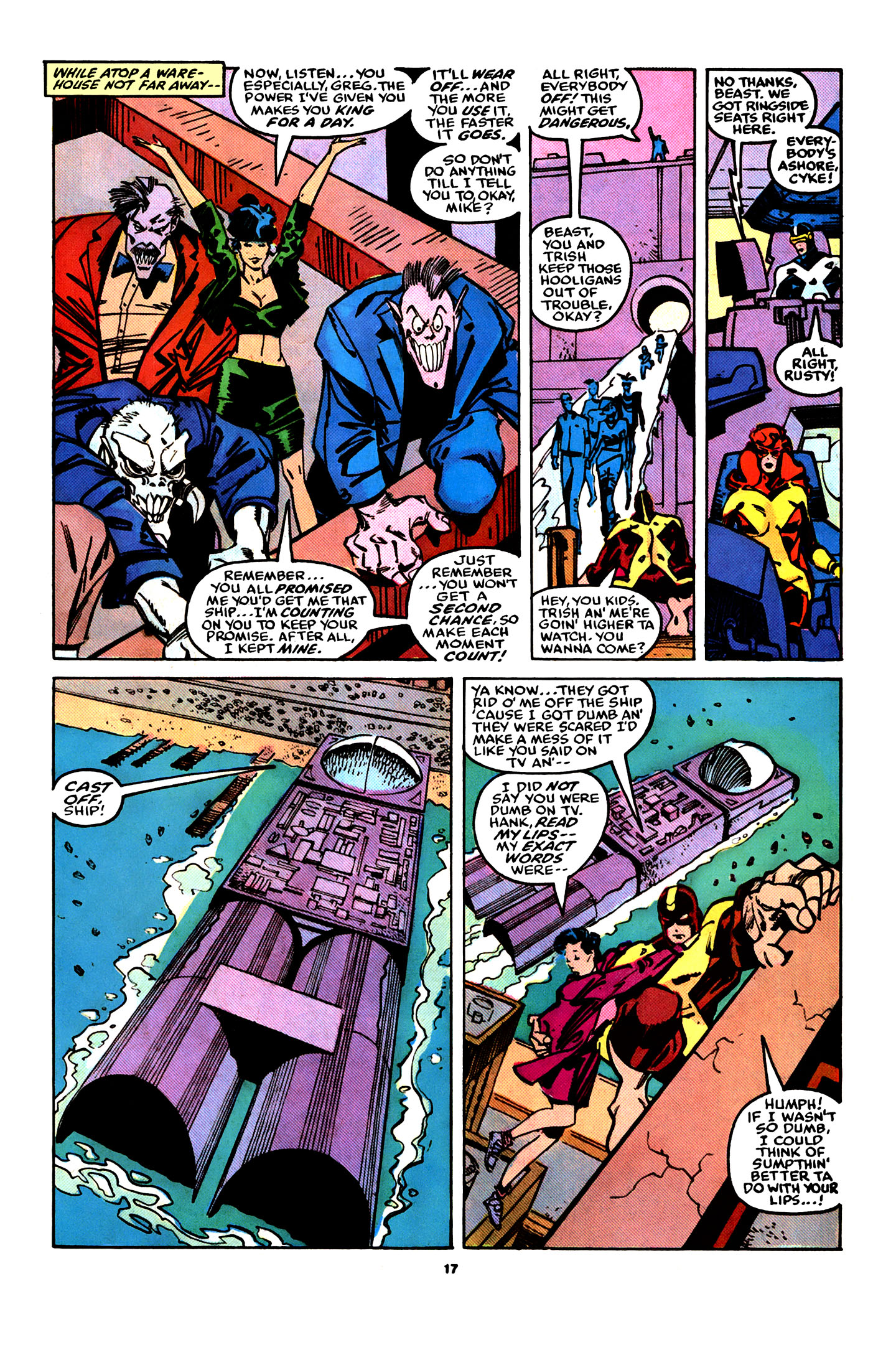 Read online X-Factor (1986) comic -  Issue #29 - 14