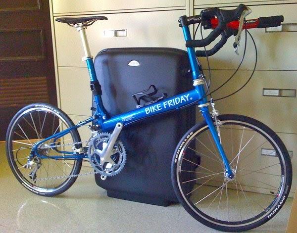 thesandiway bike friday pocket rocket pro. Black Bedroom Furniture Sets. Home Design Ideas