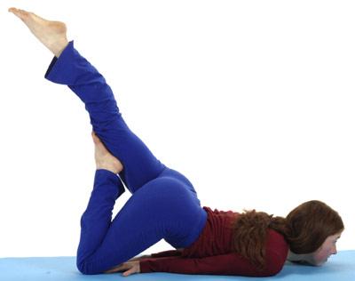 Shalabhasana ~ World Yoga Suda