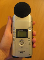 Zoom H-4 review: a reporter's recorder