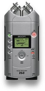 How to record in mono with a Zoom H4