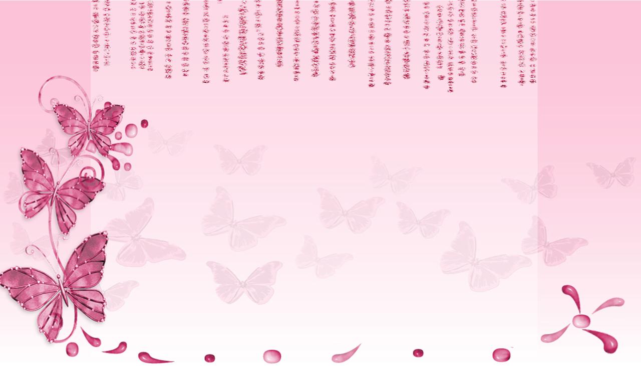 Tarjetas Con Fondo De Mariposas Para Imprimir
