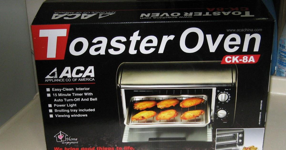 Indo Dreamin Toaster Oven Ck 8a Aca