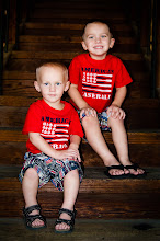 Peyton & Conner our two boys