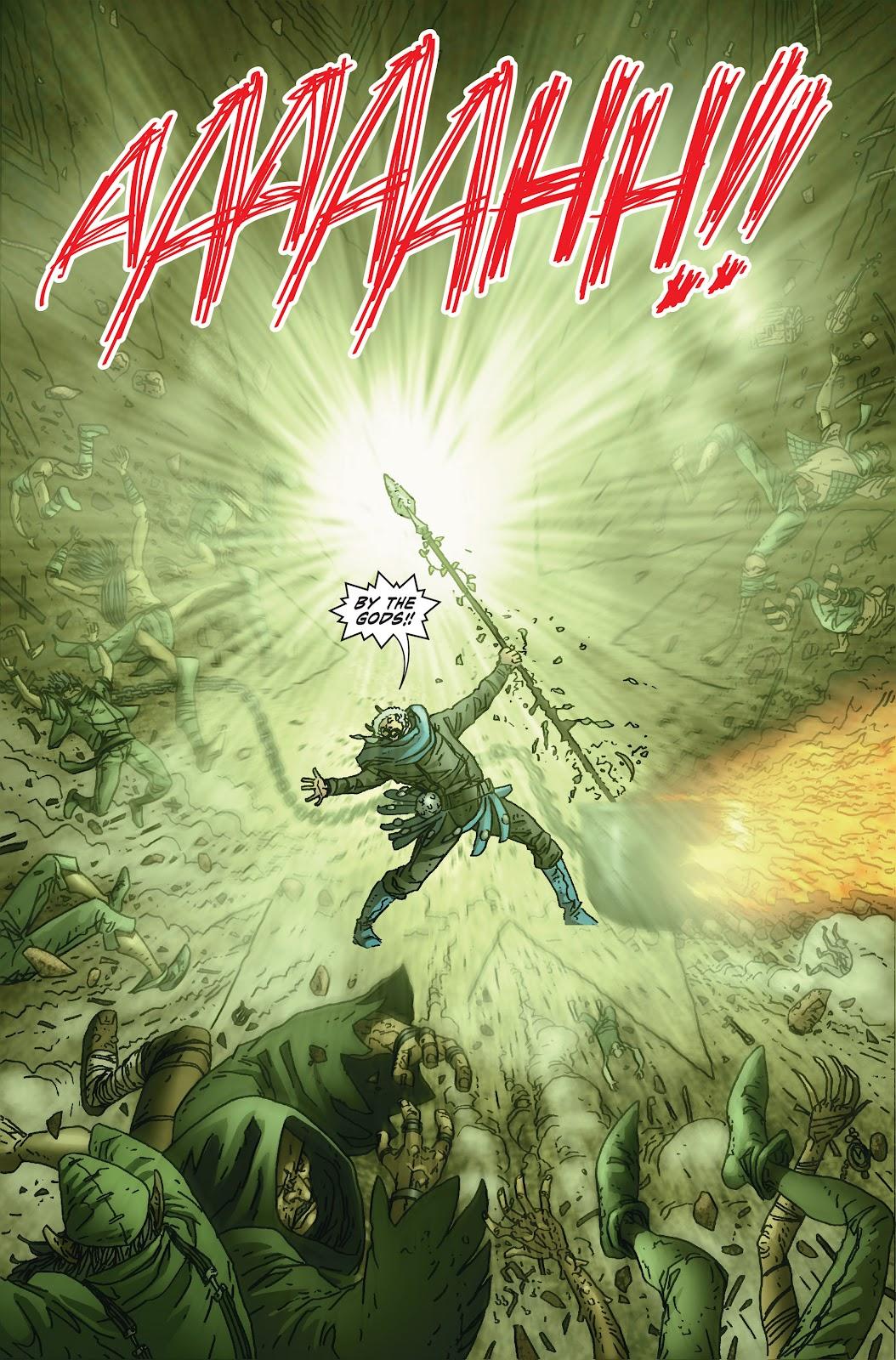 Read online Thor: Ragnaroks comic -  Issue # TPB (Part 1) - 85