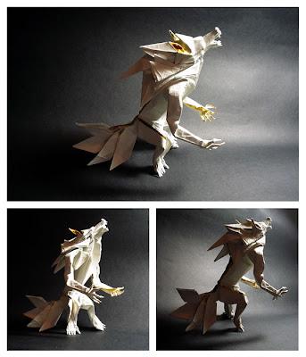 Origamis incríveis!