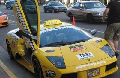 Conheçam 12 super táxis