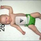 O primeiro ano de um bebê em 2 minutos