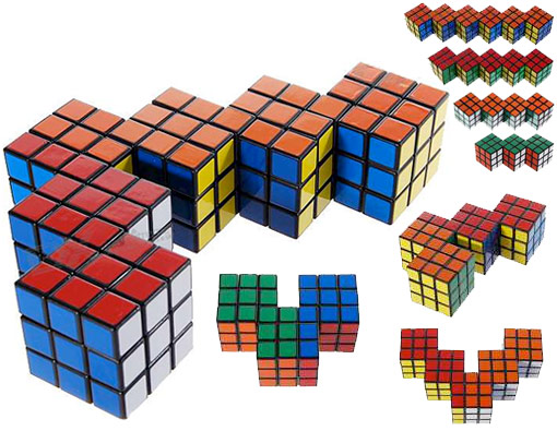 Cubo de Rubik Sêxtuplo