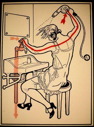 Dicas para ser eletrocutado