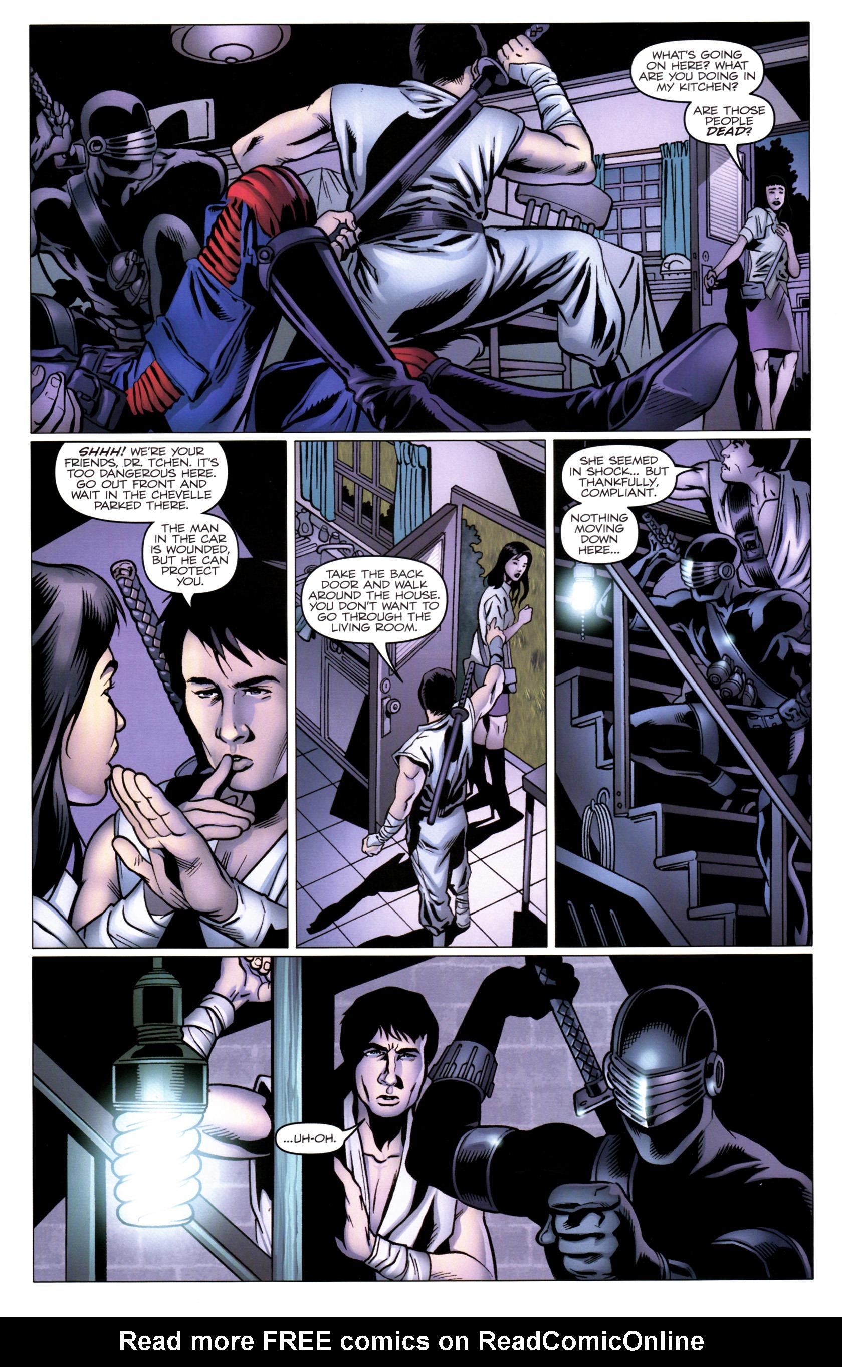 G.I. Joe: A Real American Hero 176 Page 12