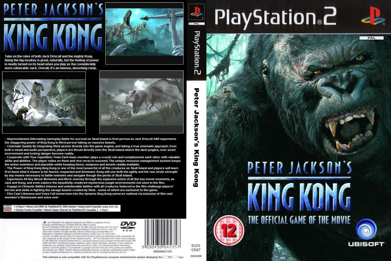 King Kong Jogo