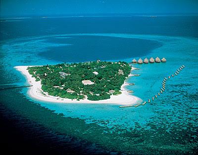 Velidhu Island Resort Spar Bungalow Neckermann