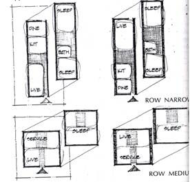 muster architecture morphology and typology of housing. Black Bedroom Furniture Sets. Home Design Ideas
