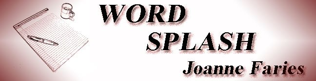 Word Splash - Joanne Faries