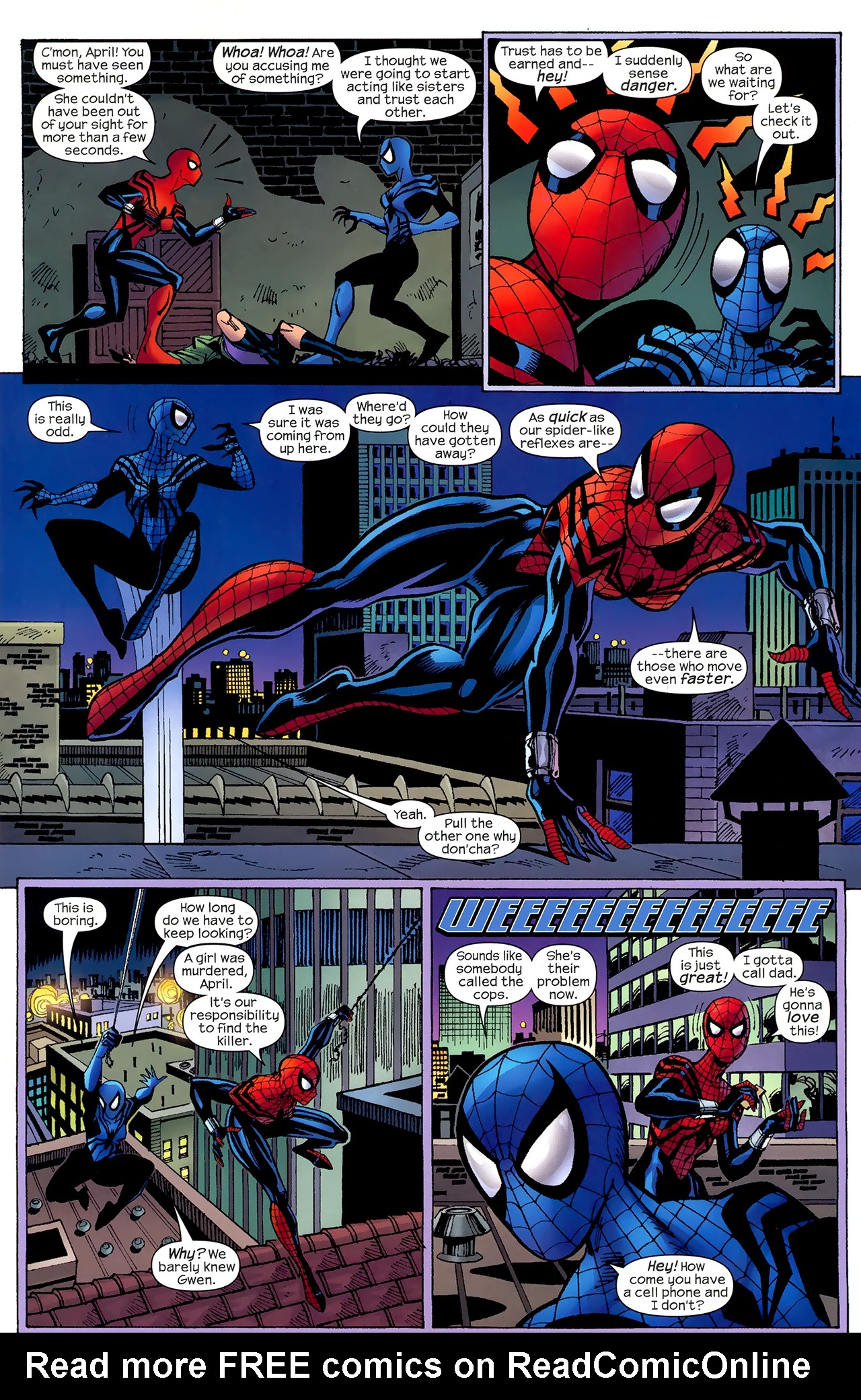 Read online Amazing Spider-Man Family comic -  Issue #6 - 24