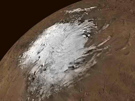 Space: Mars surface and weather