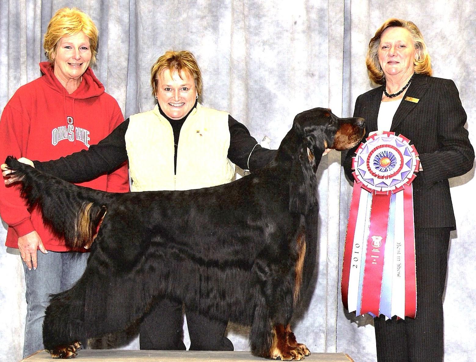 DOG SHOW POOP: 2010-06-06
