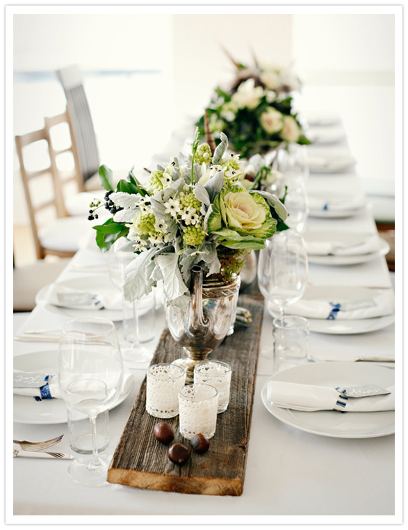 Vintage/nature reception decors in Vancouver? :  wedding 100+Layer+Cake+Sunday+Suppers+Collaboration+Fall+Harvest+Dinner+Tablescape+Natural+Wood+Rustic+Wedding+Reception+Decor+Florals