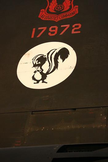 Betrayed by Heat: The SR-71 Blackbird