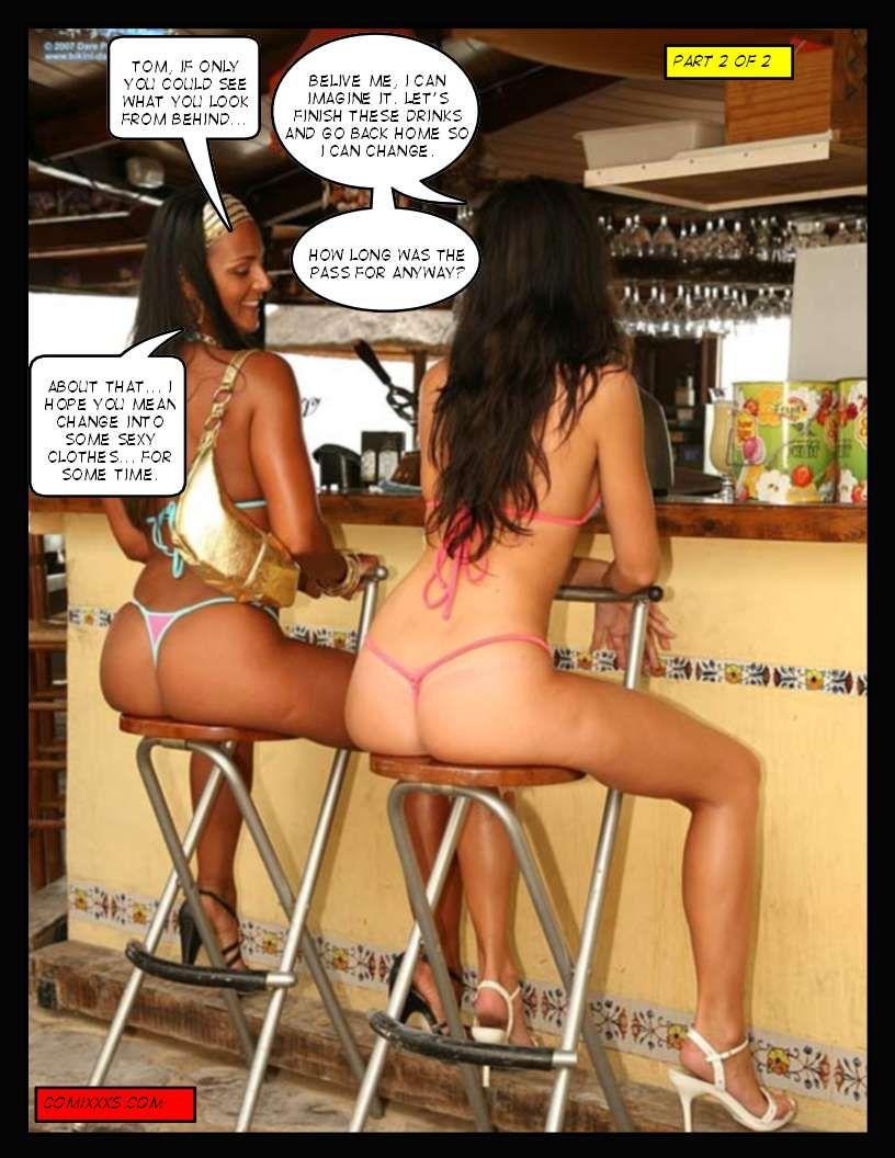 Join. Tg captions bikini theme simply
