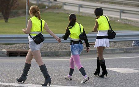 Girls in Ciudad Cortes