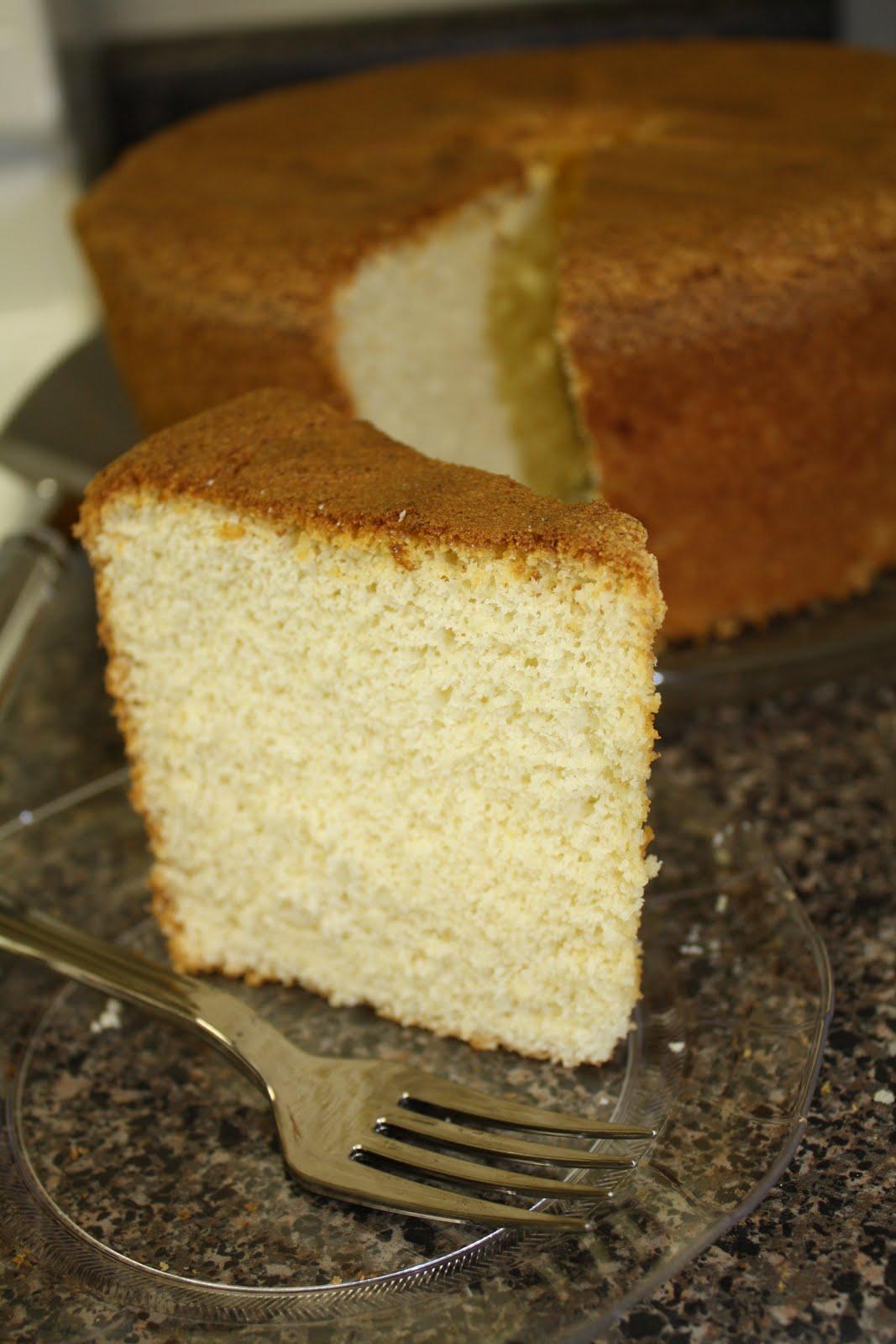 Mel's Sweet Treats: Sponge Cake