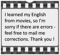"My ""Movie"" English"