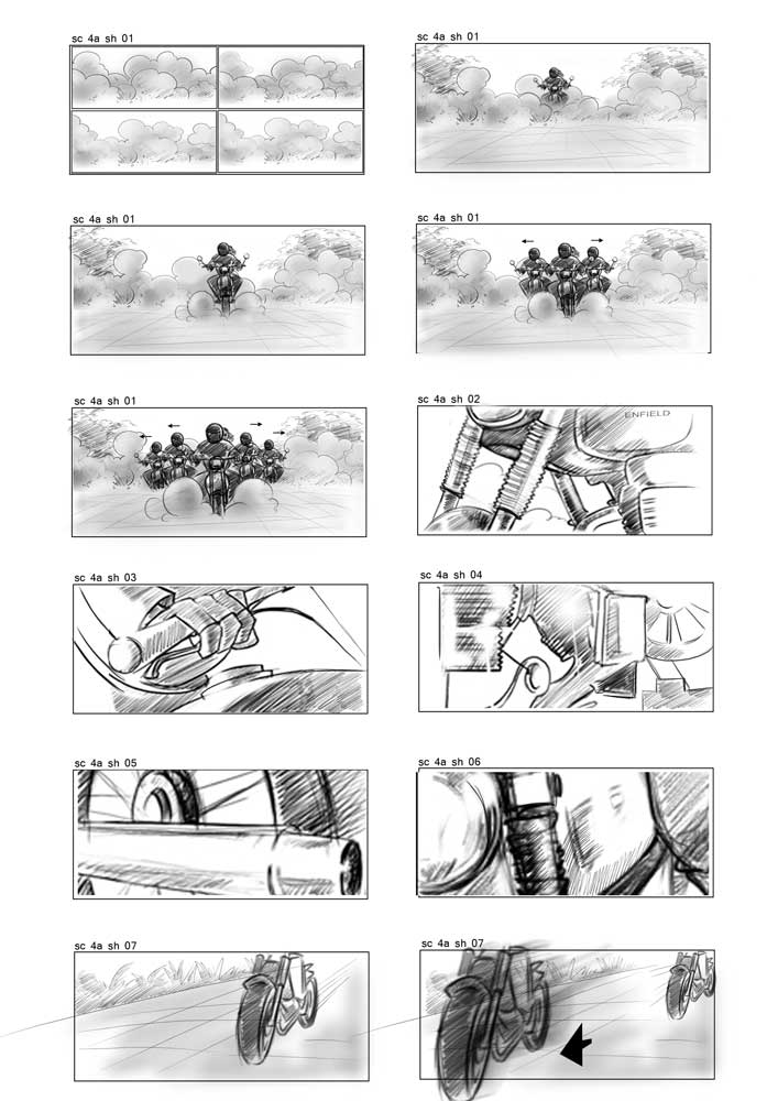 Movie Storyboard Storyboard Of Movie Storyboards News Red Dwarf The