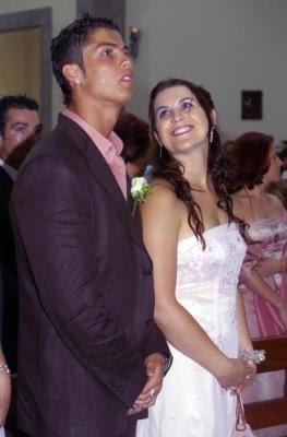 Mariage De Cristiano Ronaldo Photo Femme Rolando Match