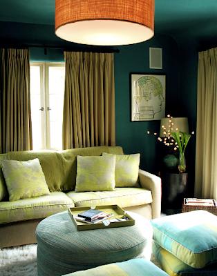Ohmigosh Design Blog Green With Envy
