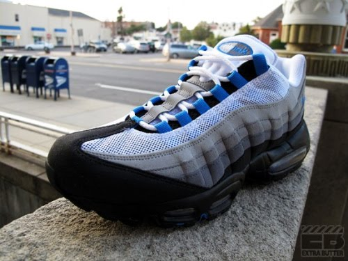 newest 504db c1baf These Air Max 95 are now available and should be at Nike retailers like  Extra Butter, so go ahead and pick a pair today.