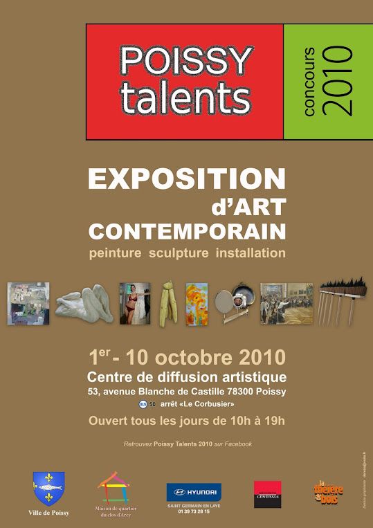 poissy talents concours 2010. Black Bedroom Furniture Sets. Home Design Ideas